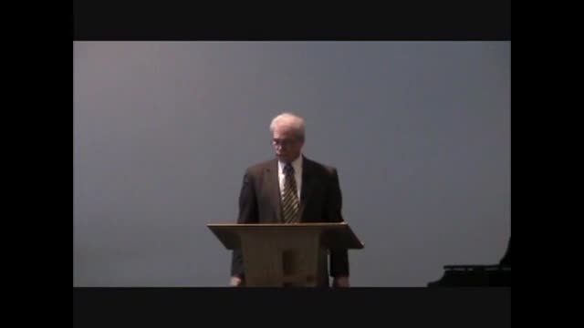 Pastor Leahey 3 6 2011.wmv