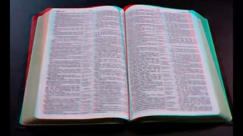 3D Video Of The Holy Bible - King James Bible