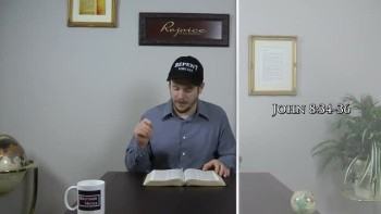 Overcoming Sin Tip #5 - Continue In Jesus' Word