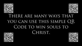 How To Win Souls To Christ Using QR Codes