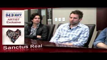 Sanctus Real Interview - the best prank - 94.9 KLTY
