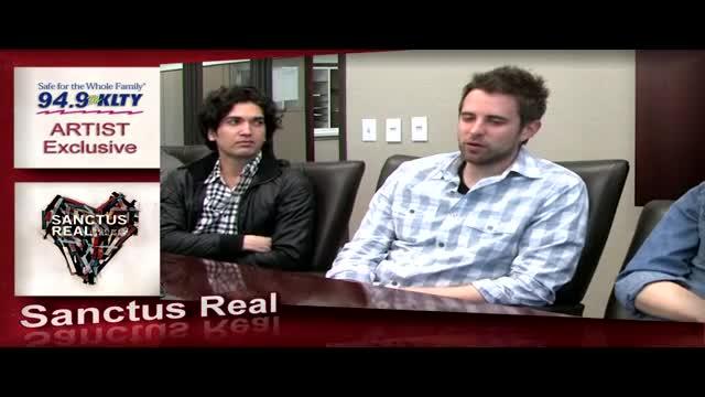 Sanctus Real Interview - the best prank - 94.9 KLTY