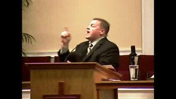 """Characters Around the Cross - The Couple Around the Cross""  Sun AM Preaching - 4-3-2011 - Community   Bible Baptist Church 1of2"