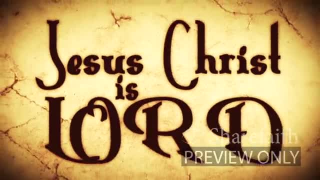 Resurrection of Jesus - Easter video