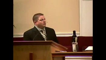 """""""Characters Around the Cross - The Couple Around the Cross""""  Sun AM Preaching - 4-3-2011 - Community   Bible Baptist Church 2of2"""