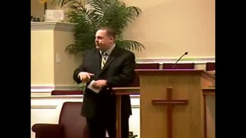 Galatians - Sun PM Preaching - 4-3-2011 - Community Bible Baptist Church 2of2