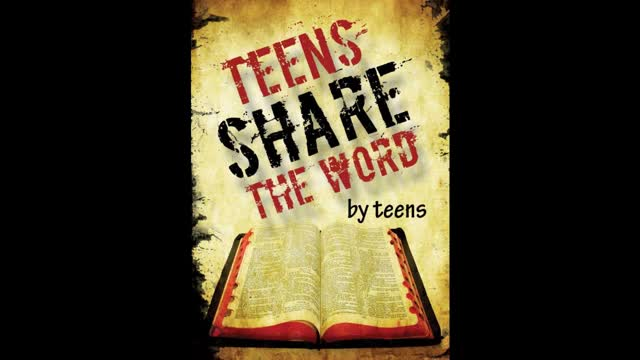 Teens Share the Word