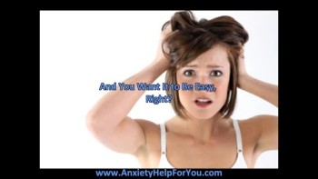 Anxiety Help For You