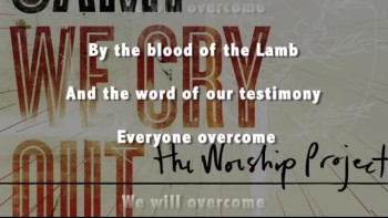 Jeremy Camp - Overcome (Slideshow With Lyrics)