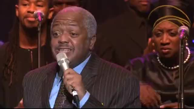 Donald Lawrence The Tri-City Singers - When Sunday Comes
