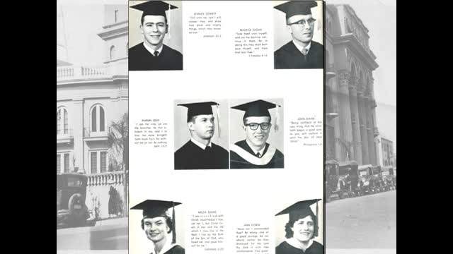 LIFE Bible College CLASS of 1959 - 50TH CELEBRATION