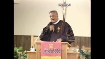 "SERMON ""TRUST GOD""DrLEVI YOUNG"