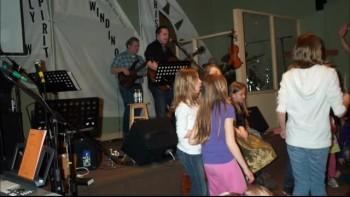 Children Worshipping part 2