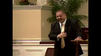 """Characters Around the Cross - The Centurion and the Soldiers""  Sun AM Preaching - 4-10-2011 - Community   Bible Baptist Church 1of2"
