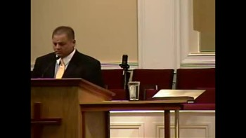 """Characters Around the Cross - The Centurion and the Soldiers""  Sun AM Preaching - 4-10-2011 - Community   Bible Baptist Church 2of2"