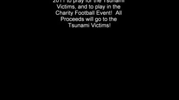 Reach Out to Tsunami Victims