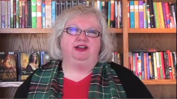 Liz Curtis Higgs talks about her bestselling books Mine is the Night and Here Burns My Candle