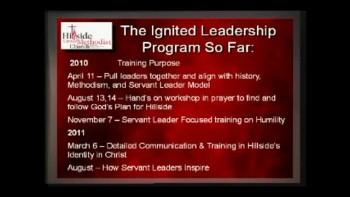 Ignited Leadership
