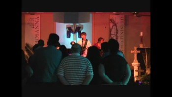 Refuge Band-Youth Worship Service 04-10-11.wmv