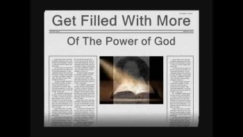 Receive More Power From God