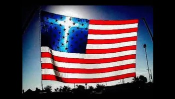 God Bless America? America Bless God, for by His hand our nation stands.