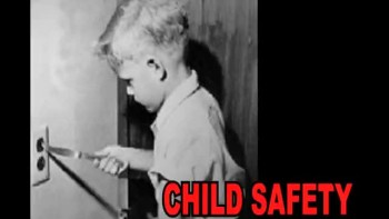 CHILD SAFETY - are CHILDREN safe from ELECTRICAL HAZARDS in your HOME?