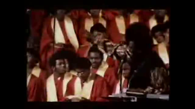 Rev James Cleveland featuring Albertina Walker
