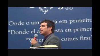 Pr. Fernando Silva. Confiando em Deus