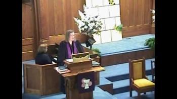 Sermon April 17th, 2011