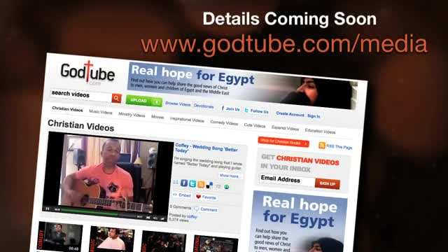 GodTube Relaunched by Salem
