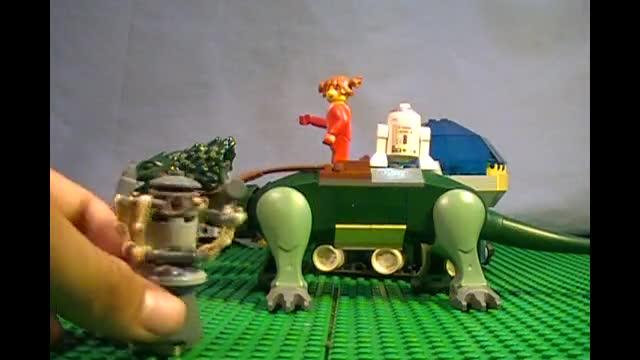 Lego Star Wars Episode XXXI: Jacob and Esau Part I
