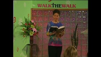 Walk the Walk with Ramona Wink-FAITH MAKES ALL THINGS POSSIBLE, NOT EASY! Pt. 1