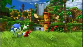 Sonic Generations T2