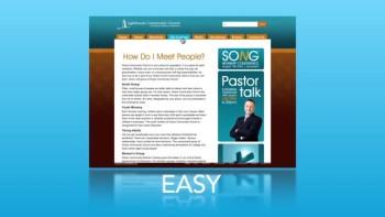 Sharefaith Introduces Church Websites