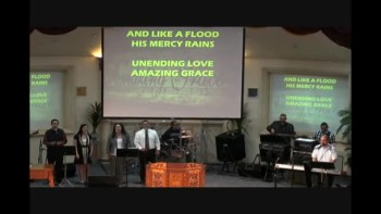 Trinity Church Worship 4-10-11 Part-3