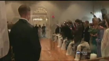 Paralyzed Bride Walks at Wedding