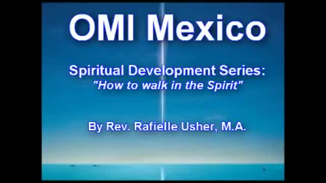 Video Thumb Rev. Raf's Spiritual Development: quot;How to walk in the Spiritquot;