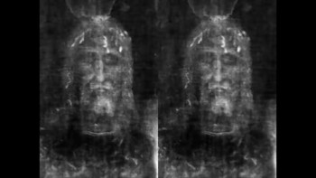 Turin Shroud In 3-D - Hologram