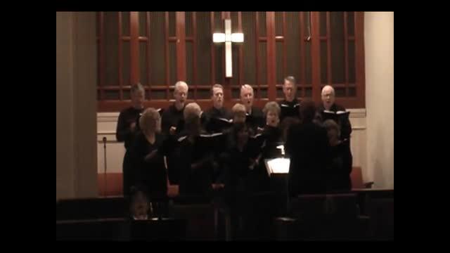 Bastrop FUMC 2011 Easter Cantata