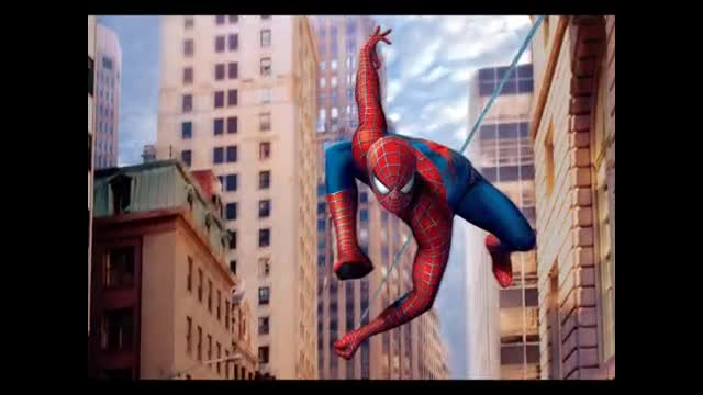 Spectacular Spiderman Song-Remix Ibbythunder ft. FlowerGirl