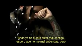 Brian 'Head' Welch I am Second Subtitles in spanish