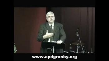 Serge Pinard - Message sur la Résurrection - Pâque 2011