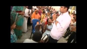 Paralisis Healed: Pastor Tinu George, Kottarakkara