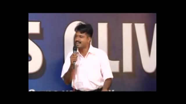 Malayalam Christian Message by Pastor Tinu George