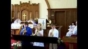 "OSLC Easter trumpet ""Fanfare"""