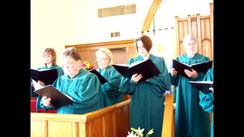 "OSLC ""Cannon of Praise"" on Easter"