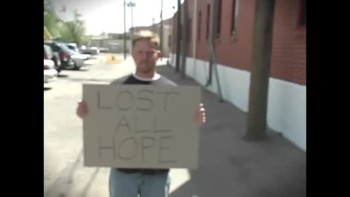 Faith City Ministries-Cardboard Testimonies