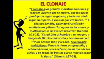 EL CLONAJE