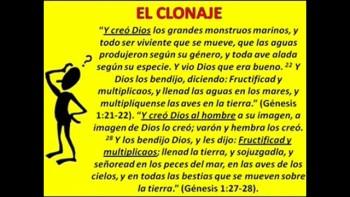 EL CLONAJE