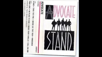 Advocate -Stand
